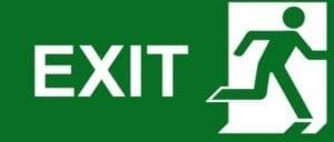 CCgroup-Exit