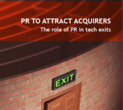 How to use PR to attract acquirers